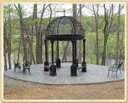 River Bluff Gazebo